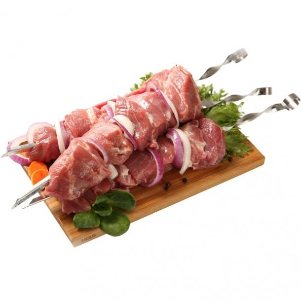 Шашлык из свинины (цена за 500 грамм)